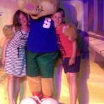 my children with Sparky