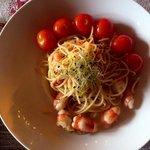 Martins amazing pasta ❤️