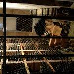 wine cellar storage