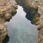 Silfra water