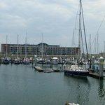 hotel vanaf marina
