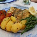 Chicken a la Siciliana