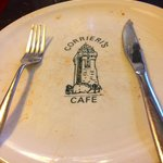 Empty plate - a good sign!!
