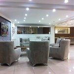 Otelin Girisi