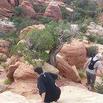 Fiery Furnace Hike with Deep Desert Expeditions 7.14