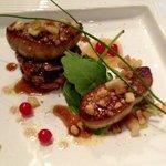 Duck & Foie Gras Main