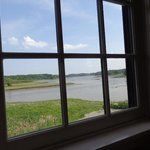 Spruce river....low tide? for upstairs windows