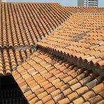 hermosos techo colonial