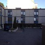 Außenaufnahme Hotel