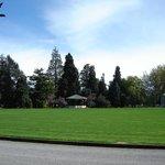 Oval QE Park
