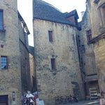 Beautiful streets of Sarlat