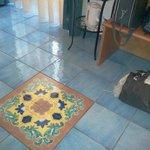 camera spaziosa e pulita...
