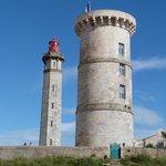 le phare et la tour des baleines