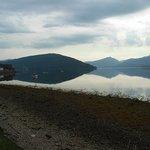 Loch Fyne like a mill pond