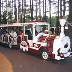 "Antique Road Train - ""Just for Fun Rides"""