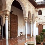 El Patio del Palacio