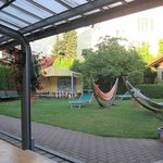 Bar/garden