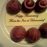 Anniversary Candies