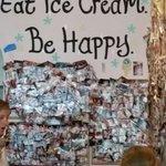 Creole Creamery, Garden District, NOLA. Good ice cream, great advice.
