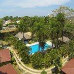 Pool & Villas at Morgans Cove Central