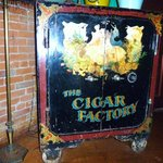 Safe from the Cigar Factory