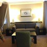living room area suite