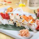 Best sushi in Milan!