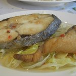 King Fish in Chilly fish sauce
