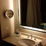 "Bathroom in ""Fabulous"" room"