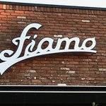 Fiamo name on building.
