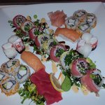 sushi night every sunday @ over the edge
