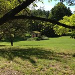 Martha Stewart garden shed installation