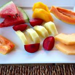 Fruits from Breakfast