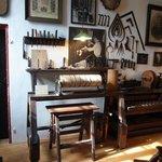 A grind organ workshop