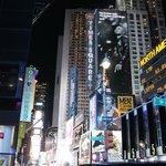 Olive Garden na Times Square