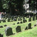 Old graveyards