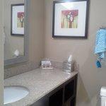 Bathroom at Holiday Inn Clinton