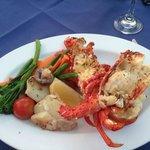 Yummy Lobster Lunch