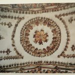 Ceiling detail, using vertabrae