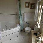 Waterford bathroom & soaker tub