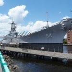 USS Wisconsin (Big Wiscy), Iowa class battleship BB 64