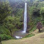 Rainbow Falls at Viento Fresco, Tilaran, Costa Rica