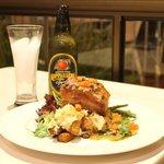 Pork Belly, Seafarer Restaurant Forster,