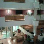 Pisos del hotel