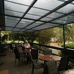 The Daintree Village Hotel Beer Garden