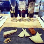 Flight at Righteous Cheese