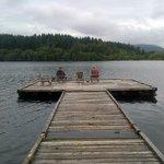 Foto de Mineral Lake Resort