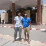 Abdullah and Danny