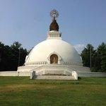 The New England Peace Pagoda