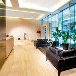 Open and modern floor design